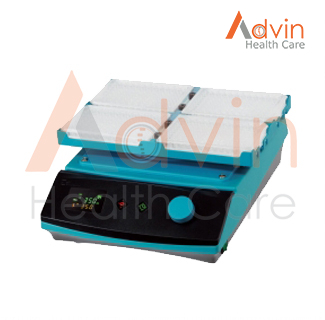 Digital incubating Microplate Shaker