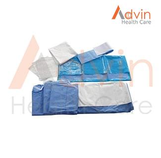 Disposable Surgical Cesarean Section Drape