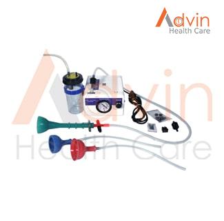 Electric Vacuum Extractor Set