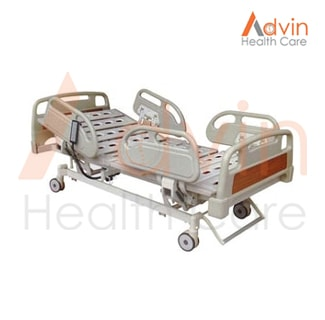 Five Function Electric ICU Bed