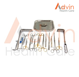Gynecology Cesarean Section Delivery-Kit