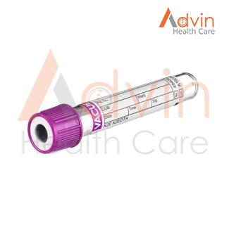K2 EDTA Plastic Vacuum blood collection tube