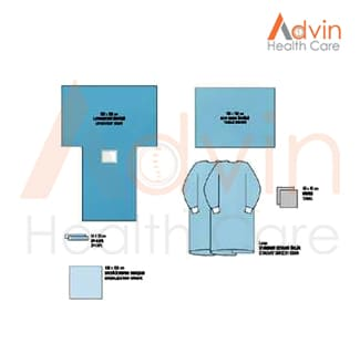 Laparotomy Drapes Set