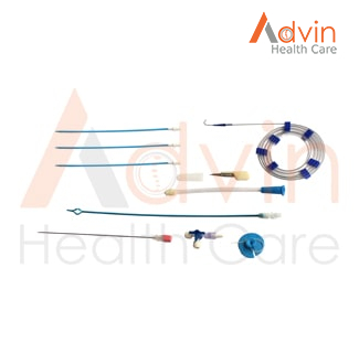 Malecot Catheter KIT