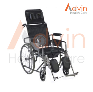 Manual Reclining Wheel Chair