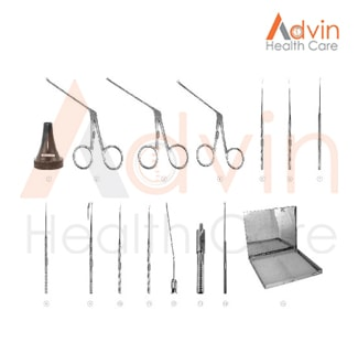 ENT Surgery Instrument Set Manufacturer, Suppliers, Exporter