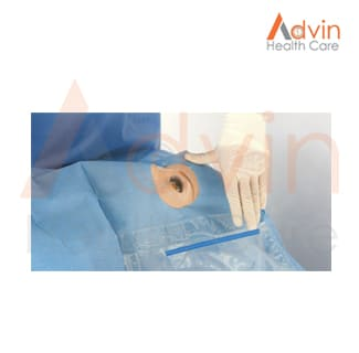 Ophthalmic Drape & Kit