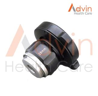 Optical coupler endoscopic
