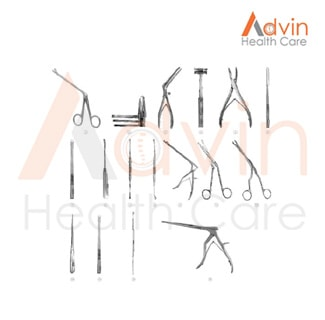 Paranasal Sinus Surgery Set