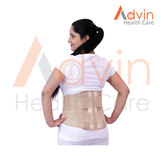 Sacro Lumbar Belt Breathable Back Support