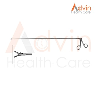 Cystoscope Flexible Stent Removal Forcep