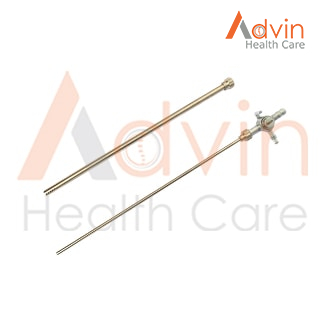Suction Irrigation Cannula