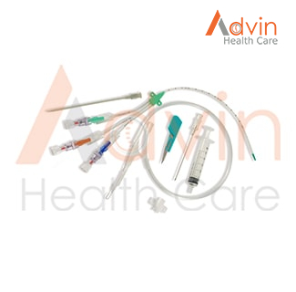 Triple Lumen Catheter Kit
