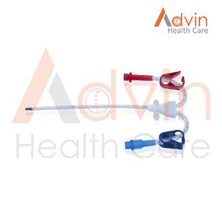 Triple Lumen Hemodialysis Catheter