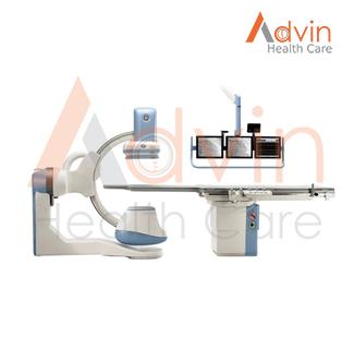 Cath lab digital single plane cardiac imaging system