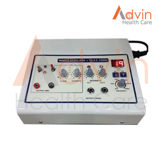muscle stimulator with tens