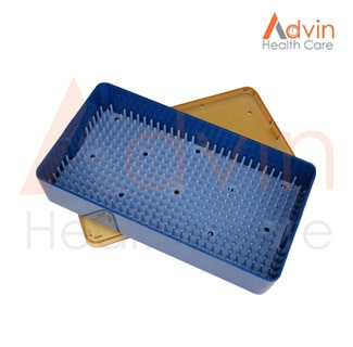 Ophthalmic Sterilization Tray