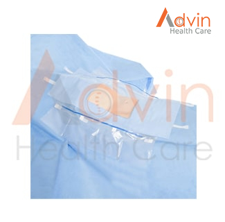 Hospital use Laparoscopy Drapes